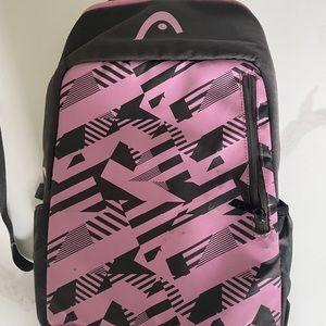 HEAD Kids Maria Sharapova Racquet Backpack Purple//Pink